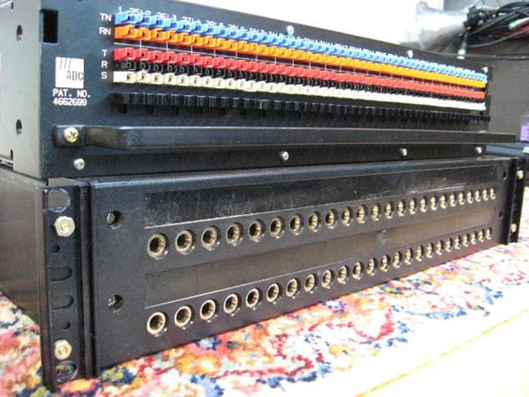 Afbeelding van ADC 48 point Patch Panels PPA3-18MKIINO
