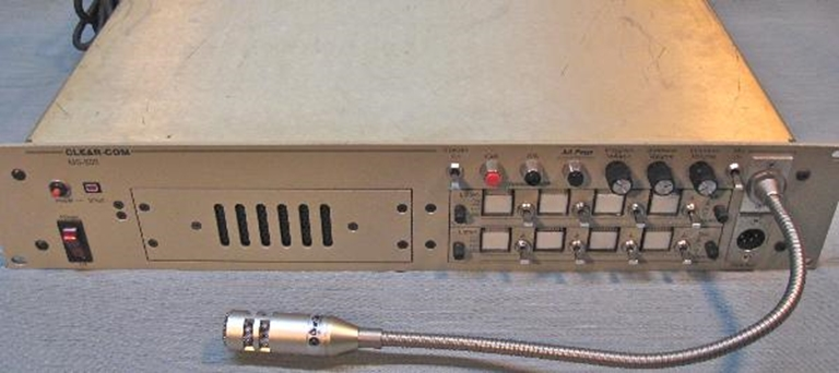Picture of Clearcom MS-808A Main Station