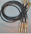 Afbeelding van ADC Video Patch Cords 2', STD WECO size.