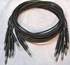 "Picture of ADC 6', 1/4"" Nickel, Black TRS Longframe Patch Cable"