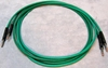 Picture of ADC 6', Green TT (Bantam) Nickel Patch Cable