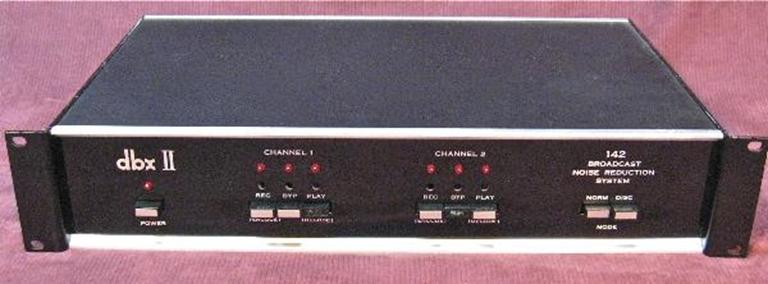 Image sur DBX II Model 142