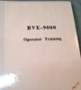 Afbeeldingen van Sony BVE-9000 Operator Training Manual