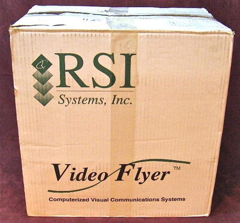 Afbeelding van RSI Systems, Inc. Video Flyer 2000