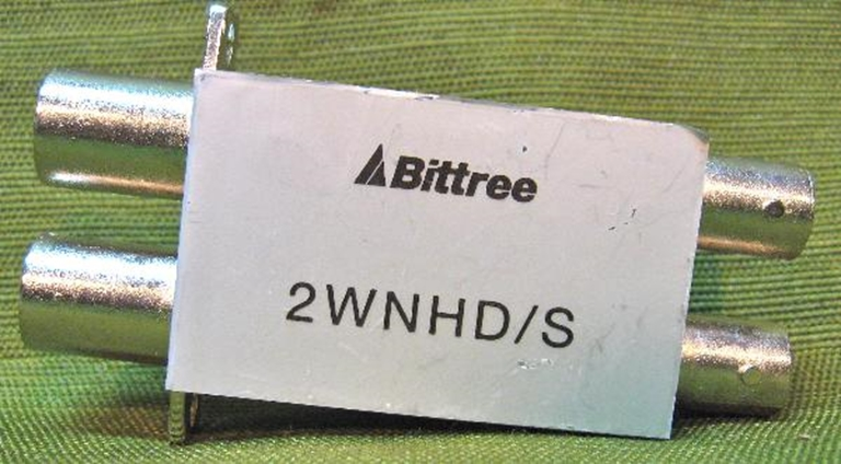 Picture of Bittree 2WNHD/S Dual Video Patch jacks