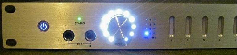 Image sur Apogee Ensemble Analog and Digital Audio Interface