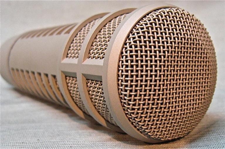 Afbeelding van Electro-Voice RE20 Microphone (904)