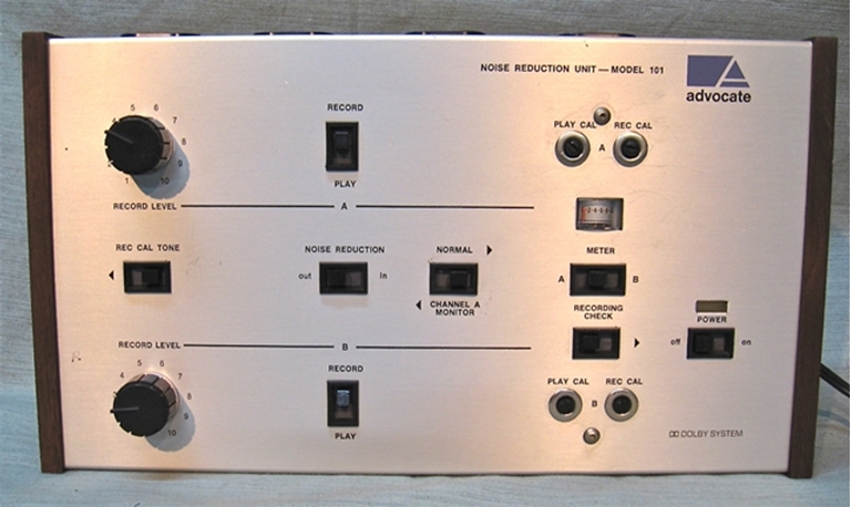 Image sur Advocate Noise Reduction Unit-Model 101