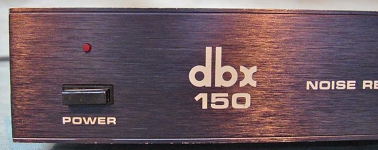 Afbeelding van DBX 150 Type I Noise Reduction. sn U1506032