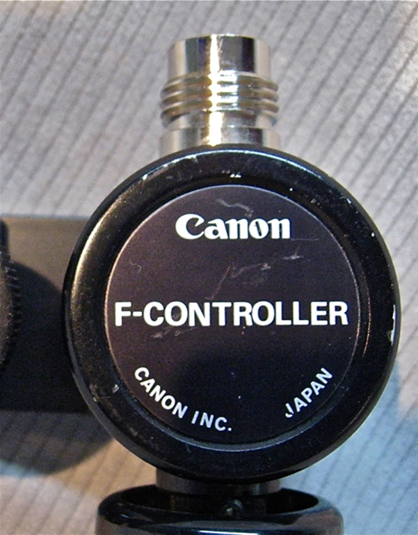 Afbeelding van Canon Focus Controller with Cable
