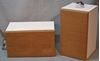 Afbeeldingen van Philips AD5061M4 cabinets, White w Tan grille