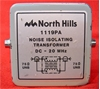 Afbeeldingen van North Hills Electronics Model 1119PA Isolation Transformer