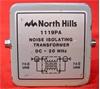 Afbeeldingen van North Hills Electronics Model 1119PA Isolation Transformer