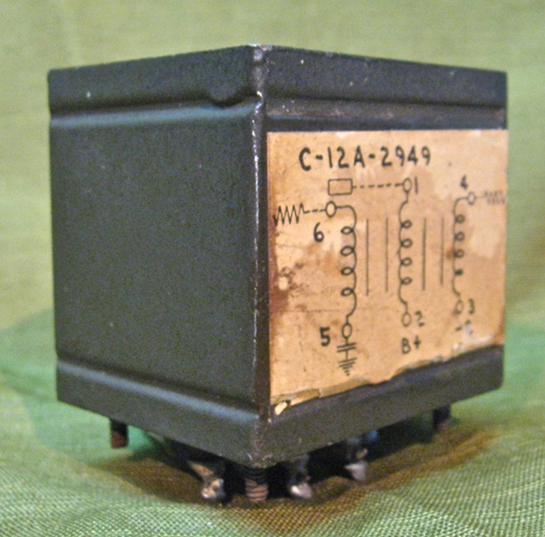Afbeelding van Jefferson Electric C-12A-2949 Transformer