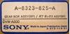 Afbeeldingen van Sony Gear Box Assembly, pn A-8323-825-A, NOS