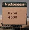 Picture of Victoreen GV3A-450R Tube