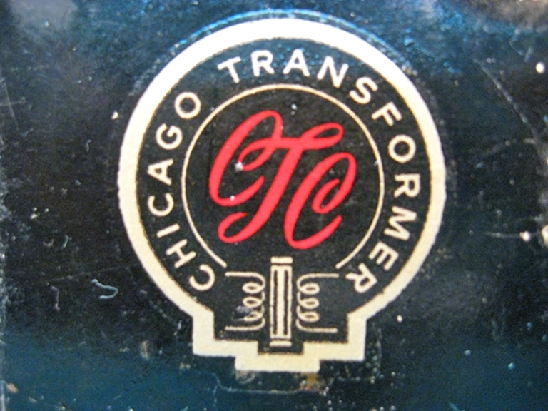 Afbeelding van Chicago Transformer Company FH-65 Filament Transformer