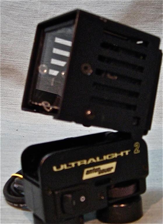Image sur Anton Bauer Ultralight 2, unlamped sn20675.