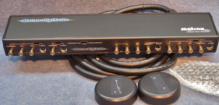 Picture of Matrox DLE/DCT/Video Interface MQ52580