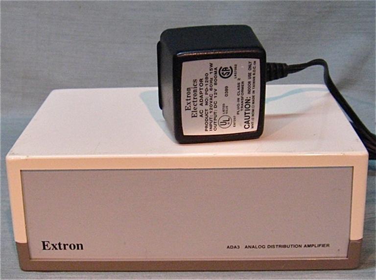 Picture of Extron ADA3, 1x3 RGBS Video DA