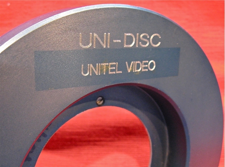 Afbeelding van UNI-DISC One Inch Video Hub Adaptor