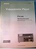 Afbeeldingen van Sony PVW-2600 Operating Instructions Manual