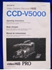 Afbeeldingen van Sony CCD-V5000 (Hi8) Operation Manual