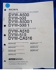 Picture of Sony DVW-A500/500/(A500/1)/(500/1)/A510/510/CA510 Installation Manual 1st Edition (Revised 5)
