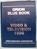 Image de Orion Blue Book: 1995 Video & Television