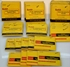 "Picture of Kodak Wratten Gelatin filters, 3""x3"""