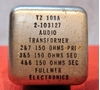 Picture of Fullmer Electronics Transformer model TZ 108A