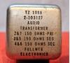 Afbeeldingen van Fullmer Electronics Transformer model TZ 108A