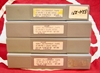 Afbeeldingen van Sony Betacam test tapes, set of 4.