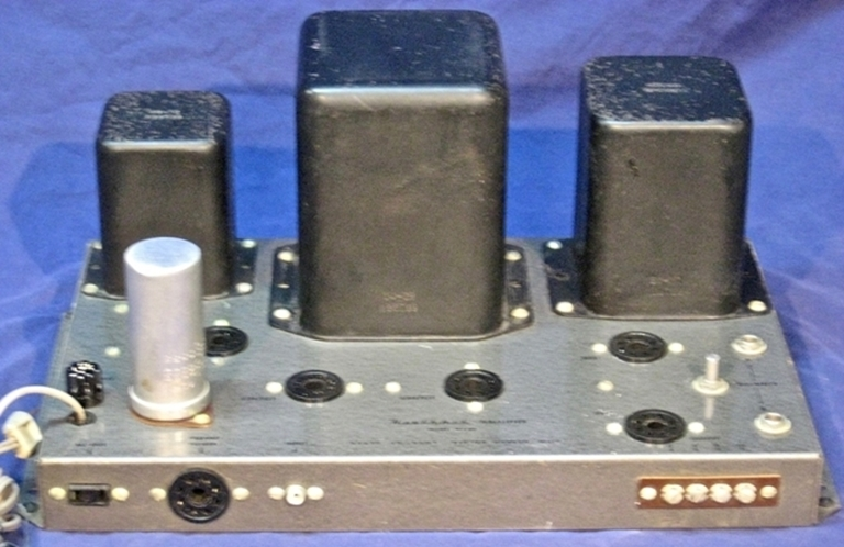 Picture of Heathkit W4-AM, Williamson Type Tube Power amplifier