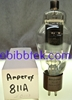 Picture of Amperex 811A Transmitter tube #0113, NOS, tests good.