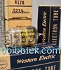 Picture of Western Electric 417A vacuum tubes, NOS.