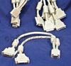 Image de Sun Microsystems Monitor cables, 13W3 M/F to HD15